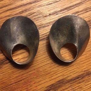 Antique Silver earrings